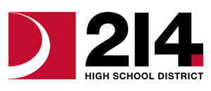 District 214 logo