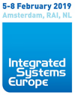 Integrated Systems Europe ISE 2019 logo