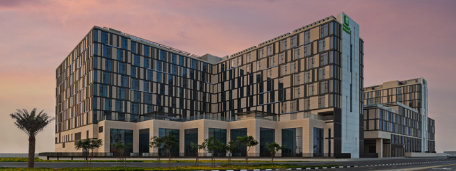 Holiday Inn and Staybridge Suites
