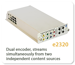 AvediaStream Encoder e2320