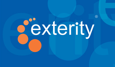 Exterity Logos and Presentations