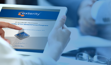Exterity StreamForce Partner Program
