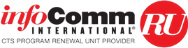 infoComm International - CTS Program Renewal Unit Provider