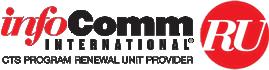 infoComm International - CTS Program Renewal Unit Provider