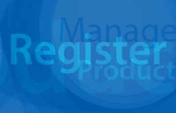 Exterity Product Registration